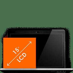 15 LCD Οθόνη Laptop