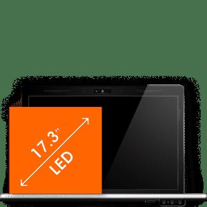17,3 LED Οθόνη Laptop